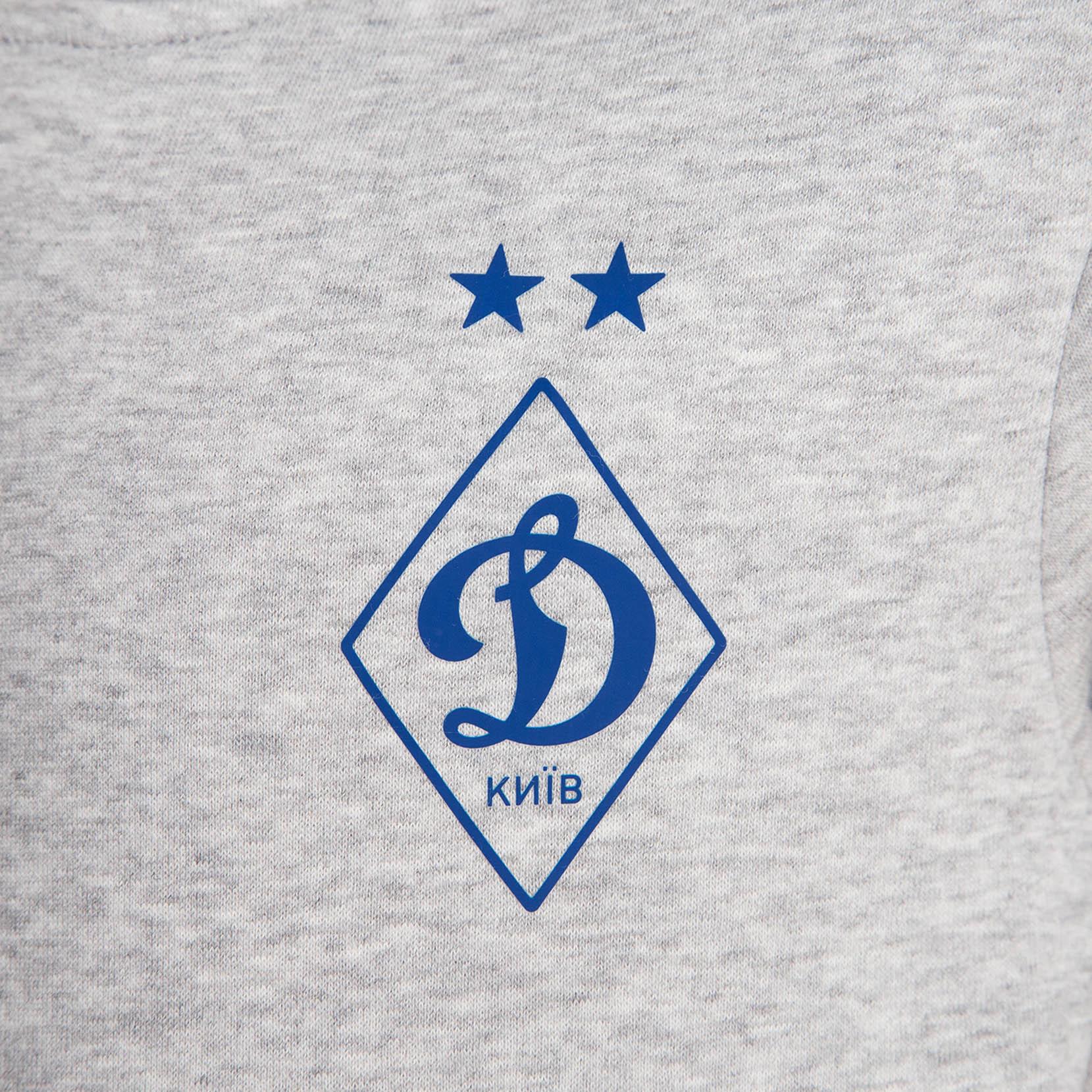 Худі юнацьке ФК «Динамо» Київ Base для дітей JT931529GRM | New Balance
