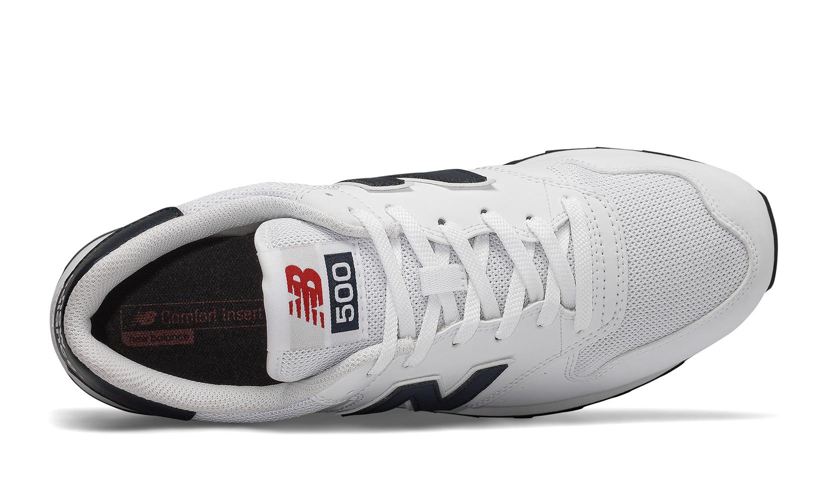 Чоловіче взуття повсякденне New Balance 500 GM500SWB | New Balance