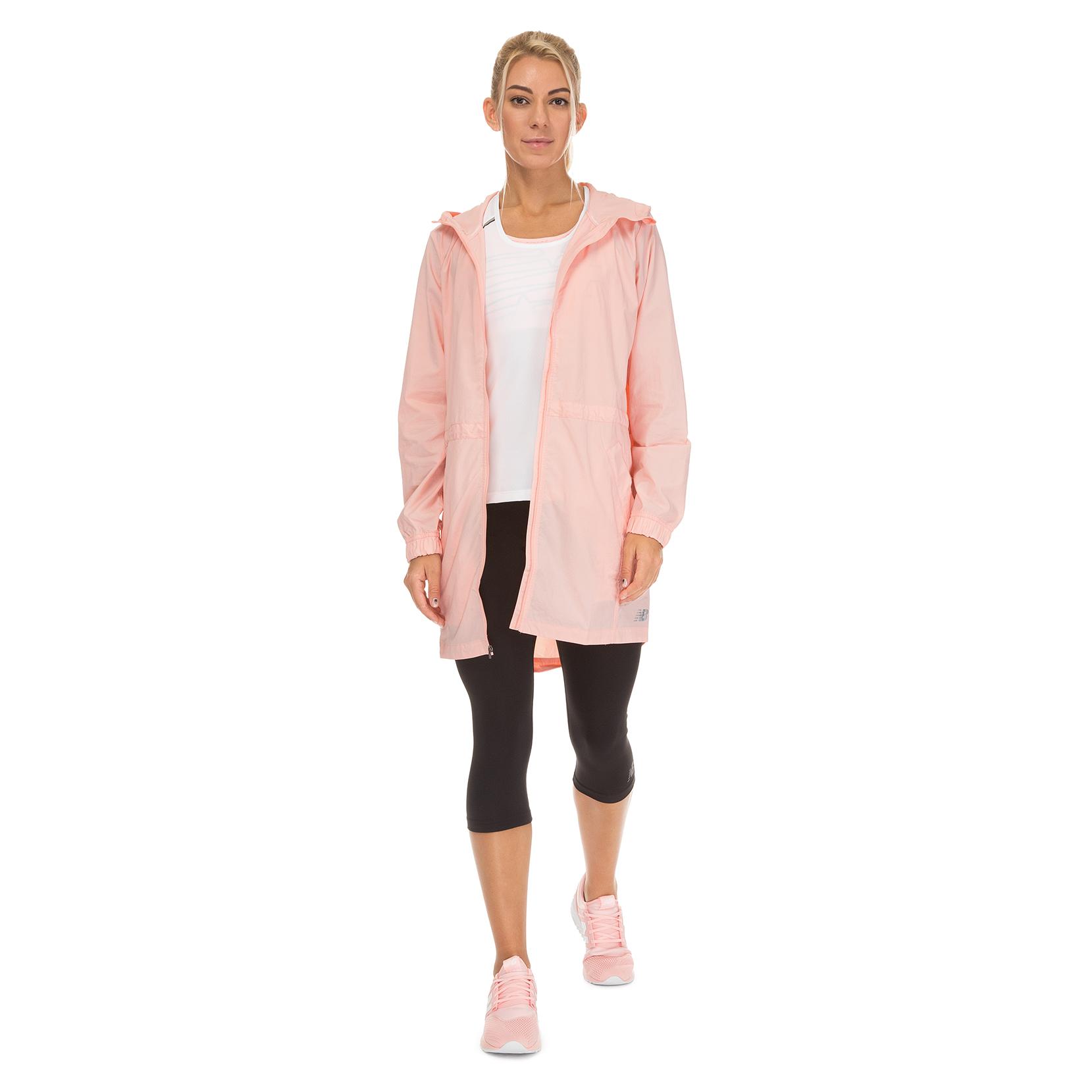 Куртка PACKABLE TRANSFORM для жінок WJ83116HPI | New Balance
