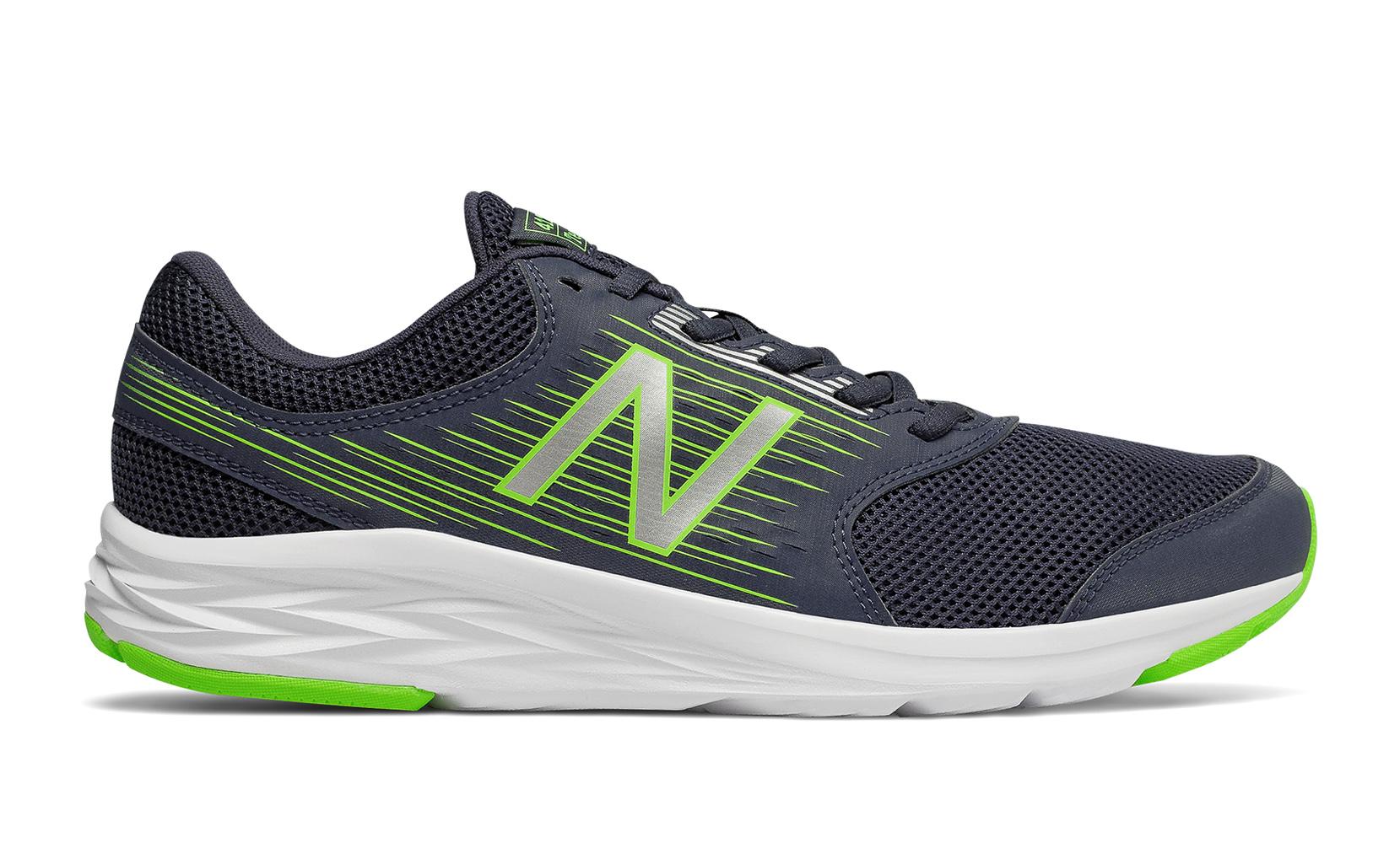 Чоловіче взуття для бігу New Balance 411 TechRide v1 M411LN1 | New Balance