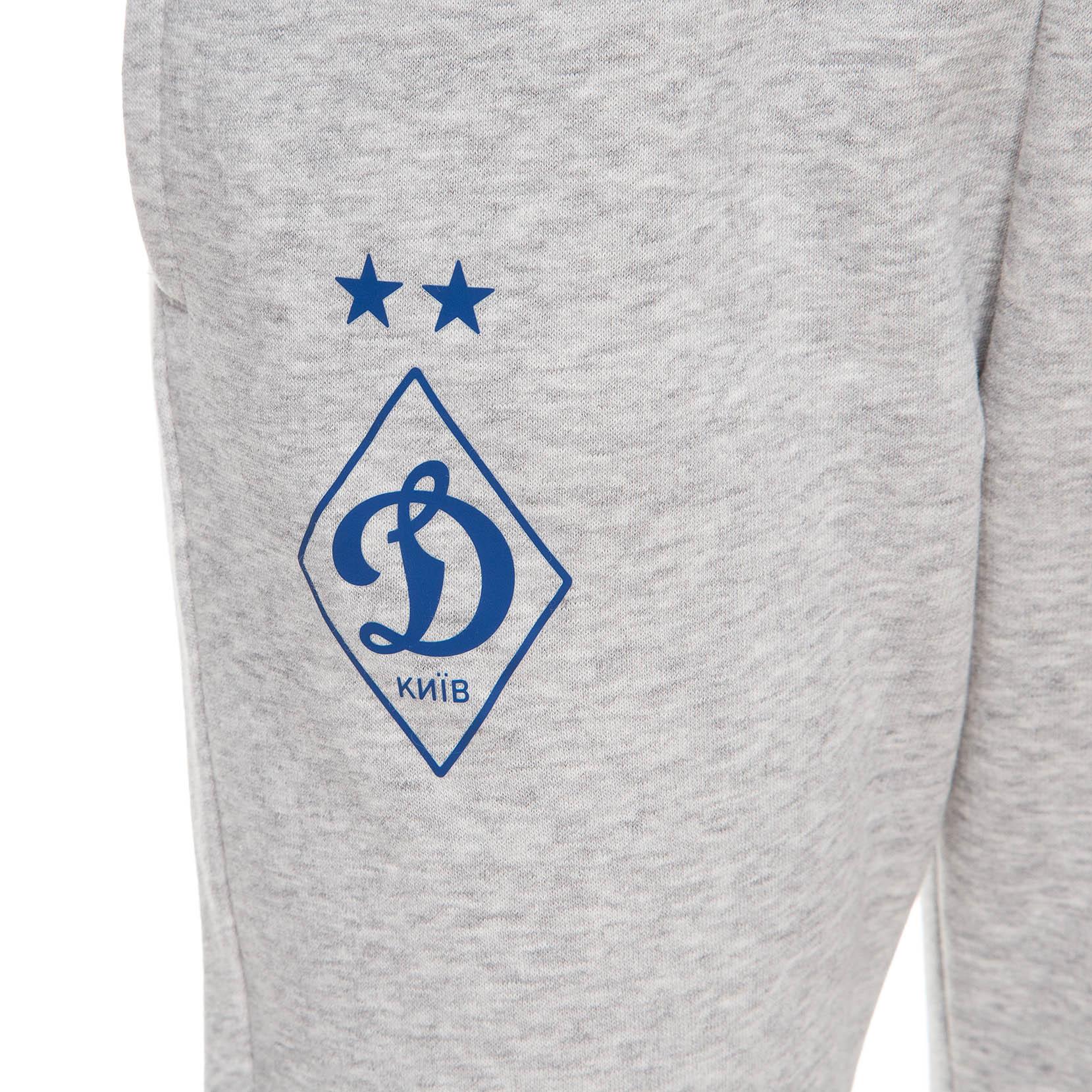Брюки юнацькі ФК «Динамо» Київ для дітей JP931530GRM | New Balance