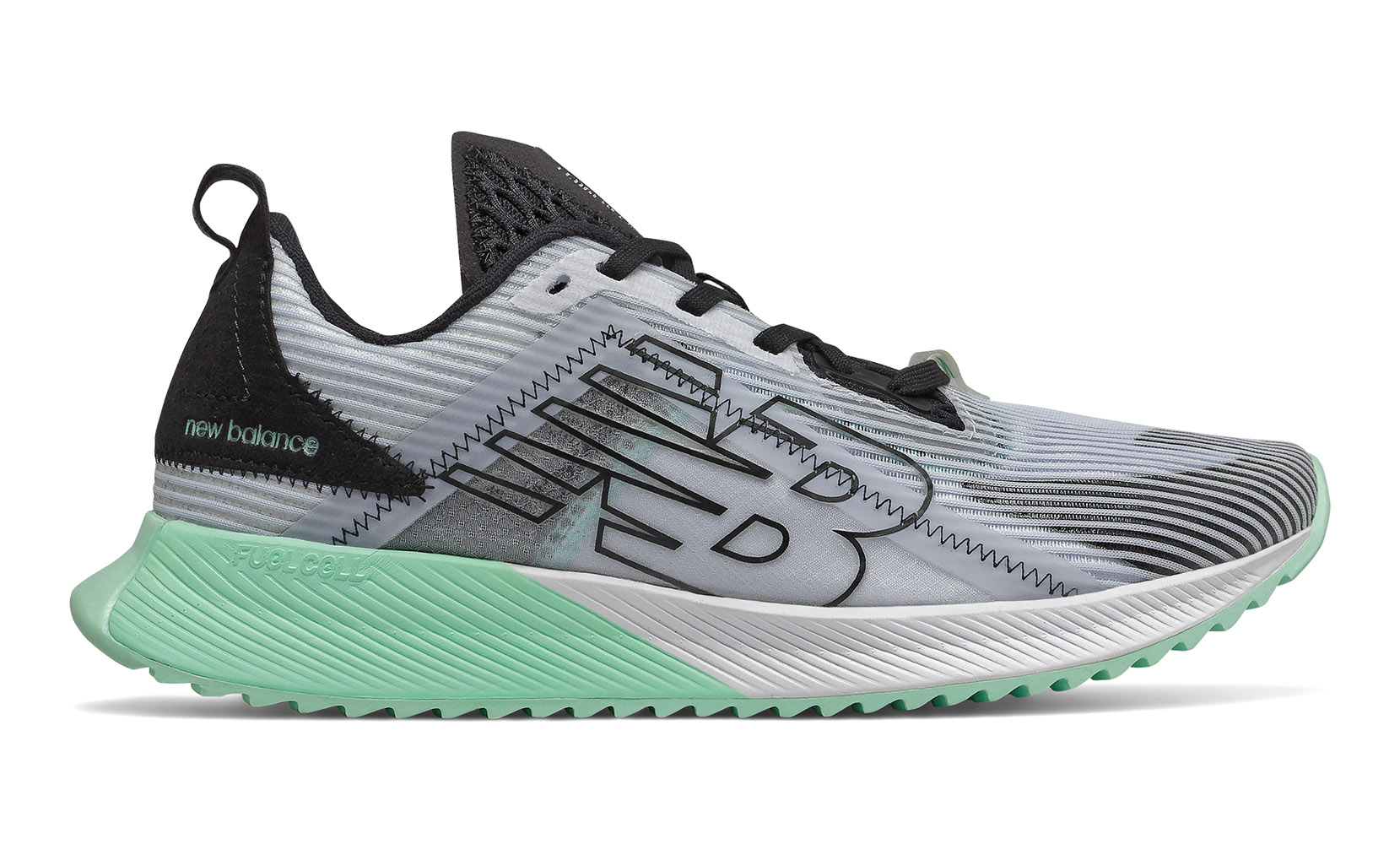Жіноче взуття для бігу Fuel Cell Echo Echolucent WFCELLG | New Balance