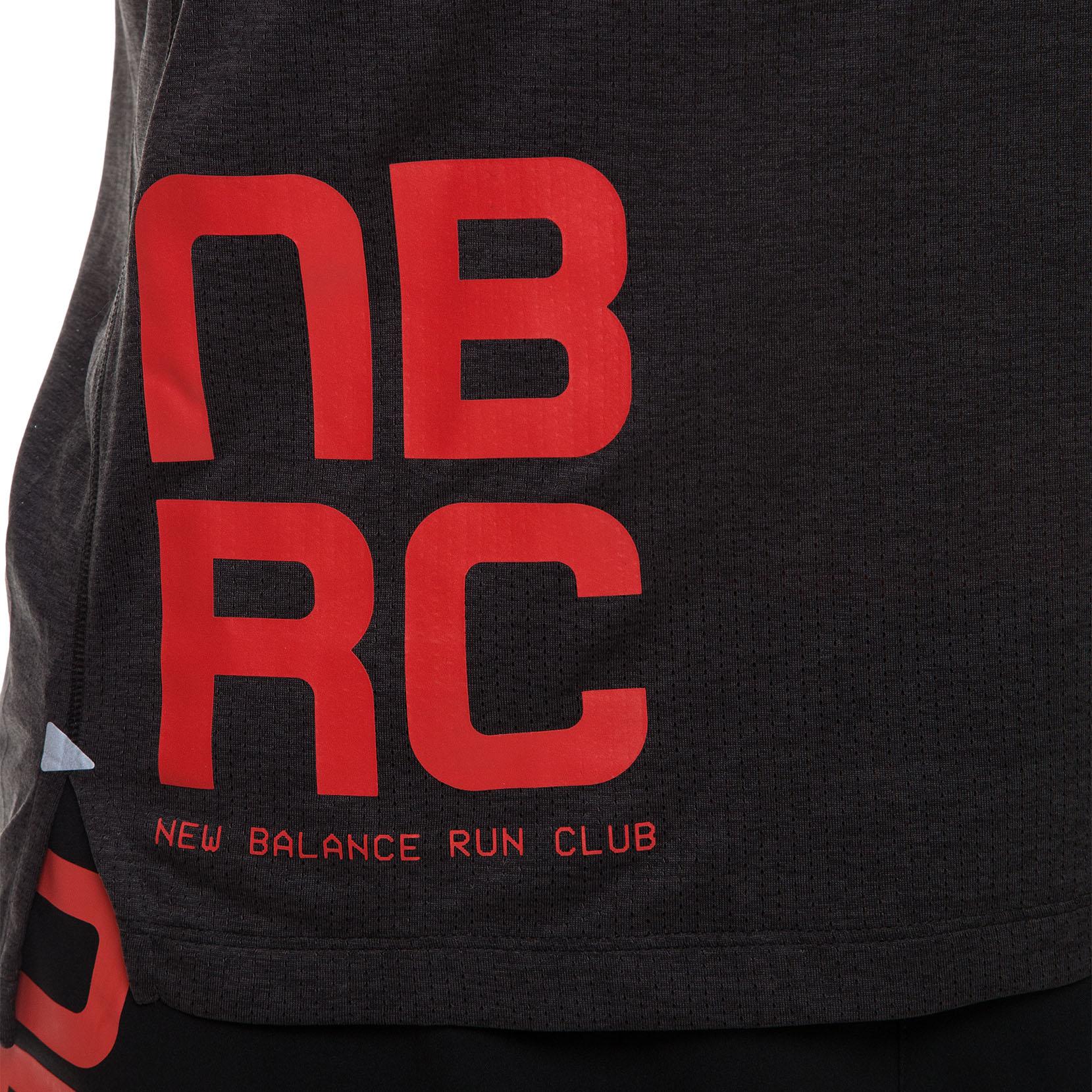Майка Printed Impact Run Singlet для чоловіків MT01233BRD   New Balance
