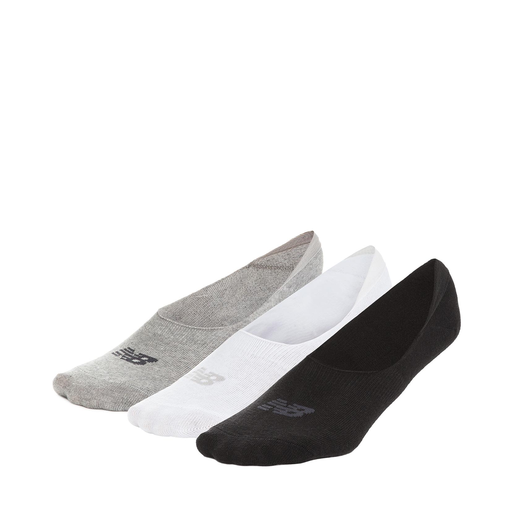 Сліди Ultra Low No Show - Flat Knit (3 пари) N622-3EU_AST | New Balance