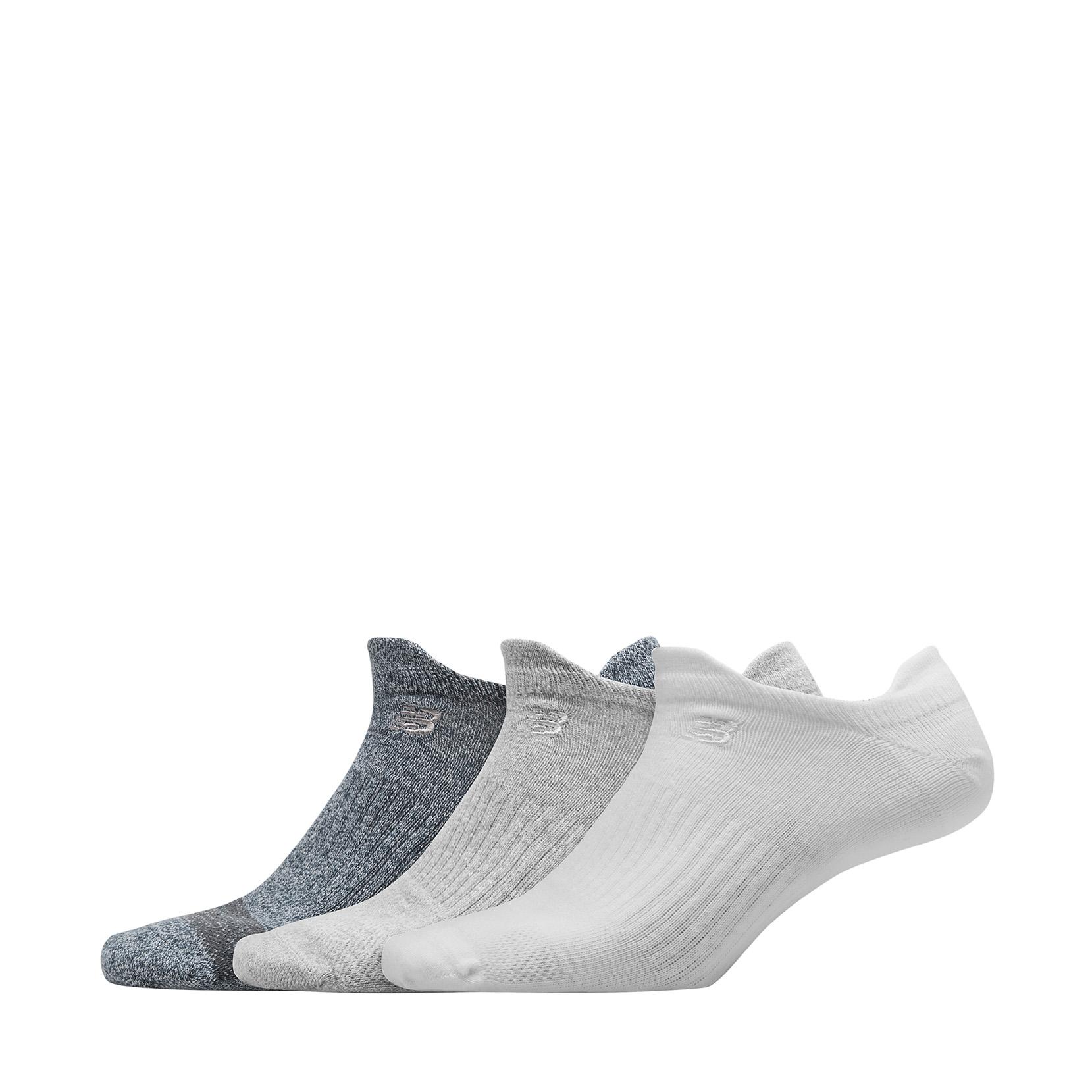 Шкарпетки Double TAB Sock (3 пари) LAS08353_DKG | New Balance