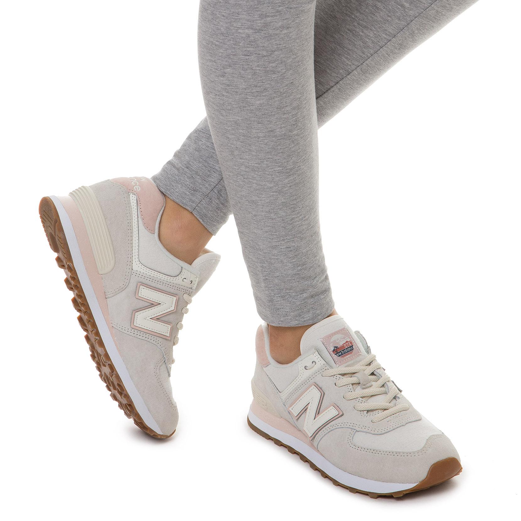Жіноче взуття повсякденне New Balance 574  WL574SAY   New Balance