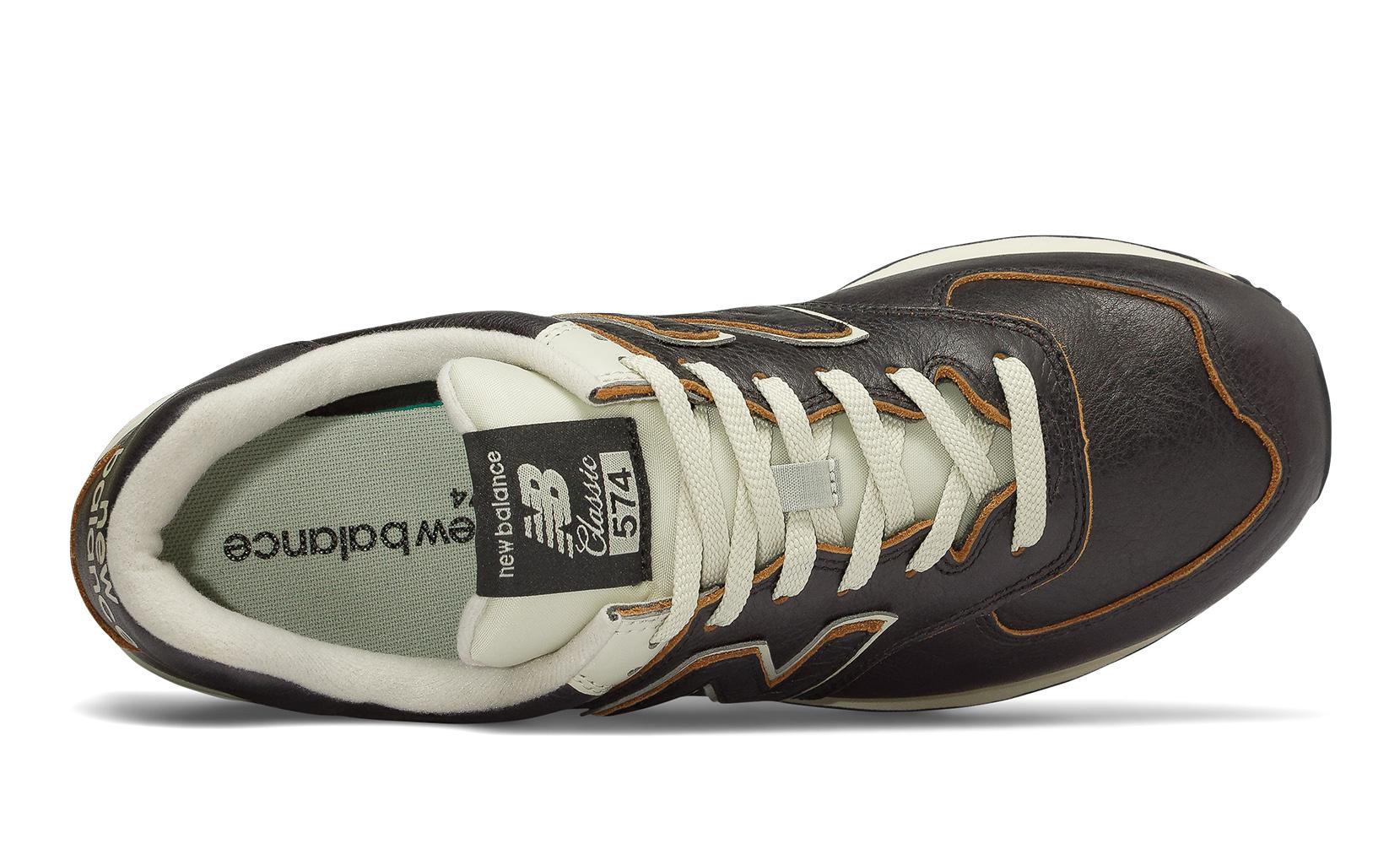 Чоловіче взуття повсякденне New Balance 574 ML574LPK | New Balance