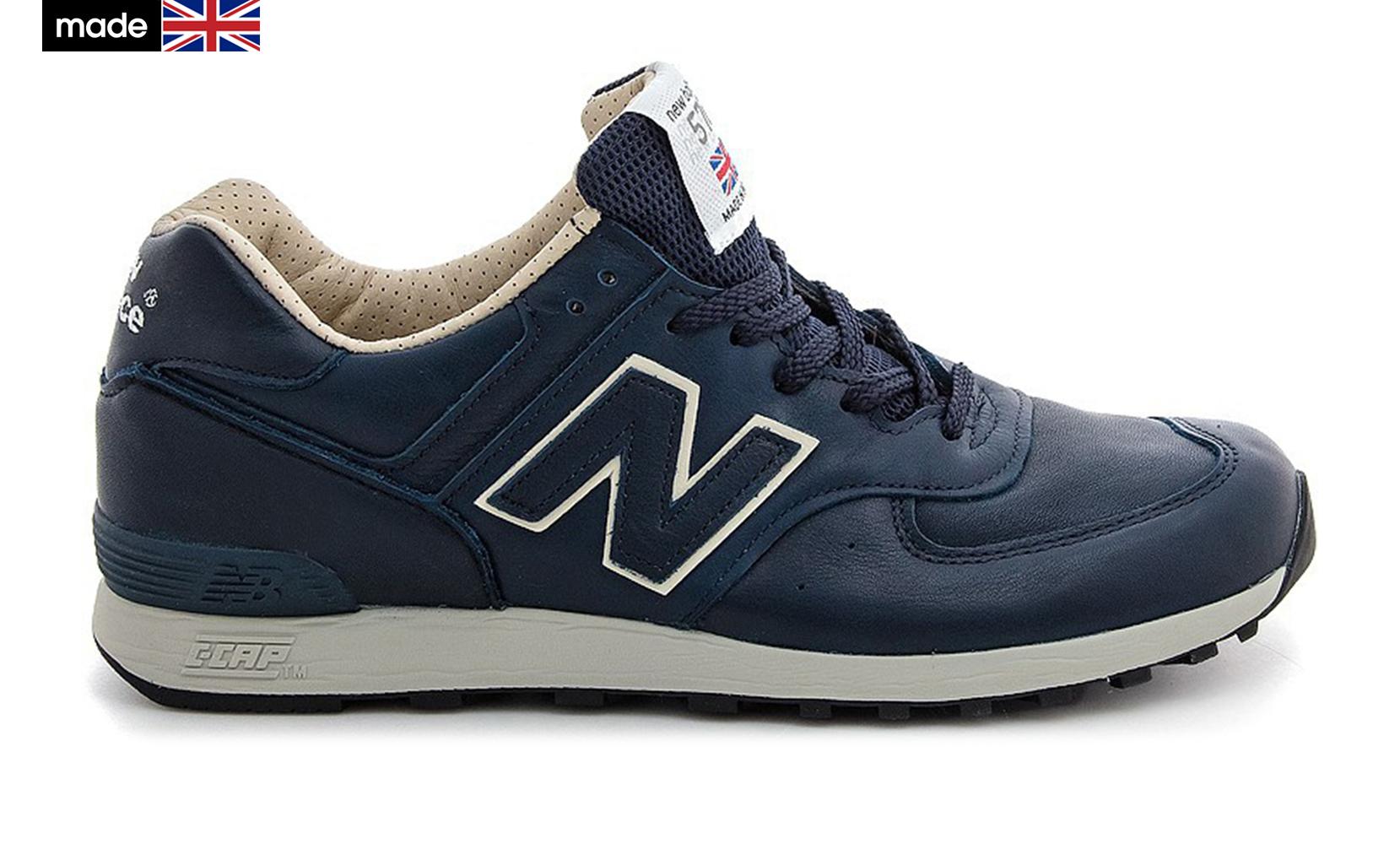 Чоловіче взуття повсякденне New Balance 576 Made in UK M576CNN | New Balance
