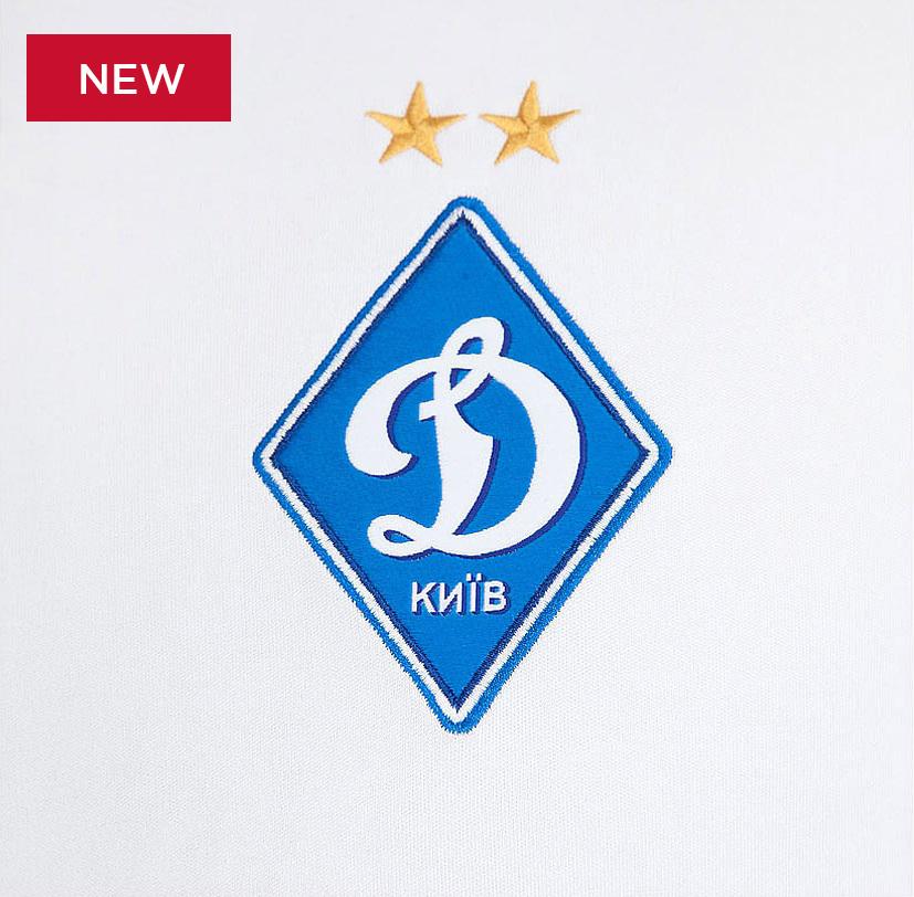 Домашня ігрова футболка ФК «Динамо» Київ для чоловіків EMT8004WT   New Balance