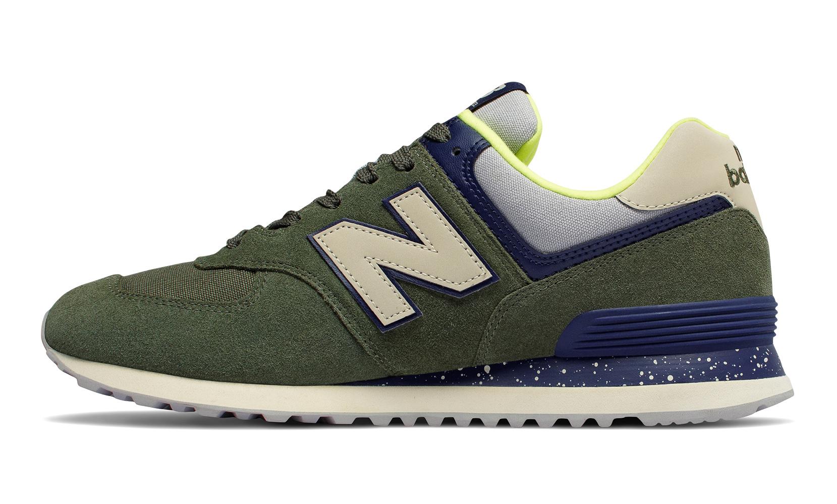 Чоловіче взуття повсякденне New Balance 574 ML574HVC  9337910af0670