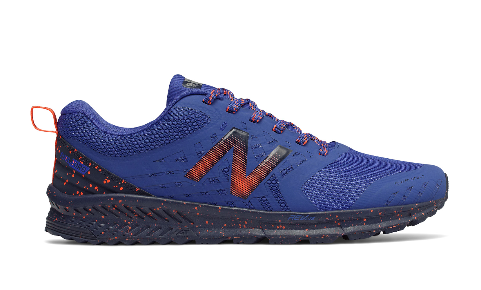 Чоловіче взуття для бігу  FuelCore NITREL Trail  MTNTRRP1 | New Balance