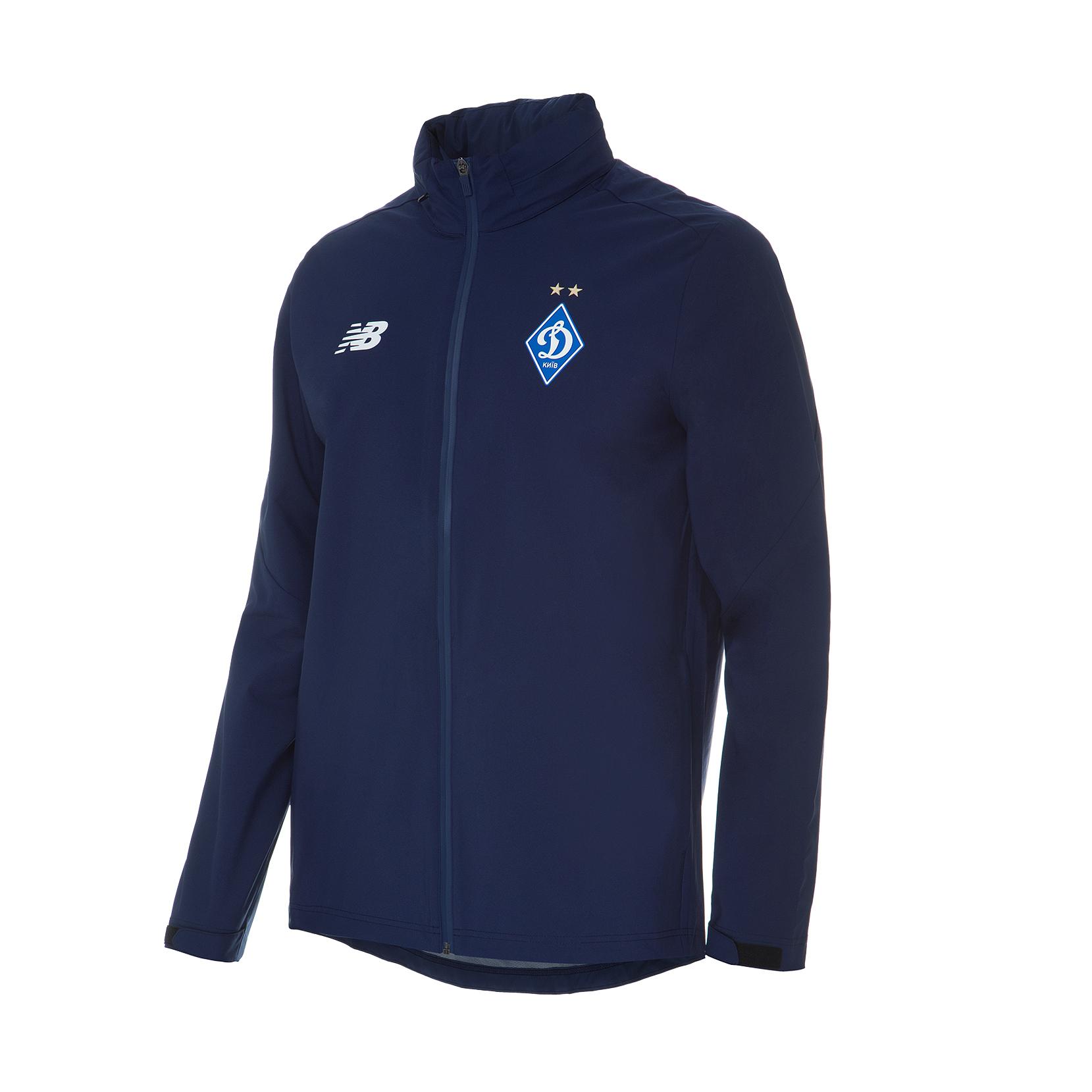 Вітрозахисна куртка ФК «Динамо» Київ Storm для чоловіків MJ931517NV | New Balance