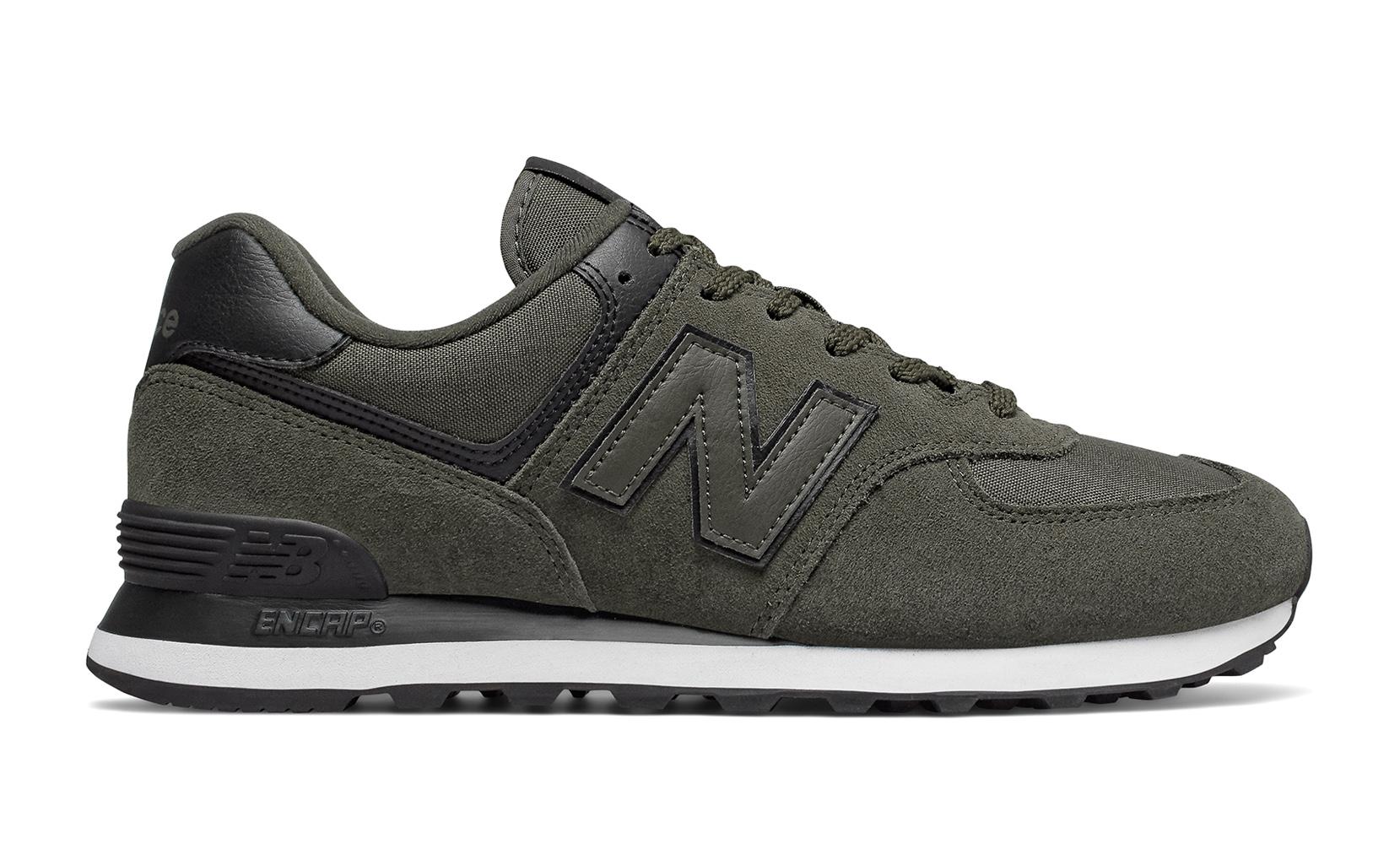 Чоловіче взуття повсякденне New Balance 574 ML574ECA | New Balance