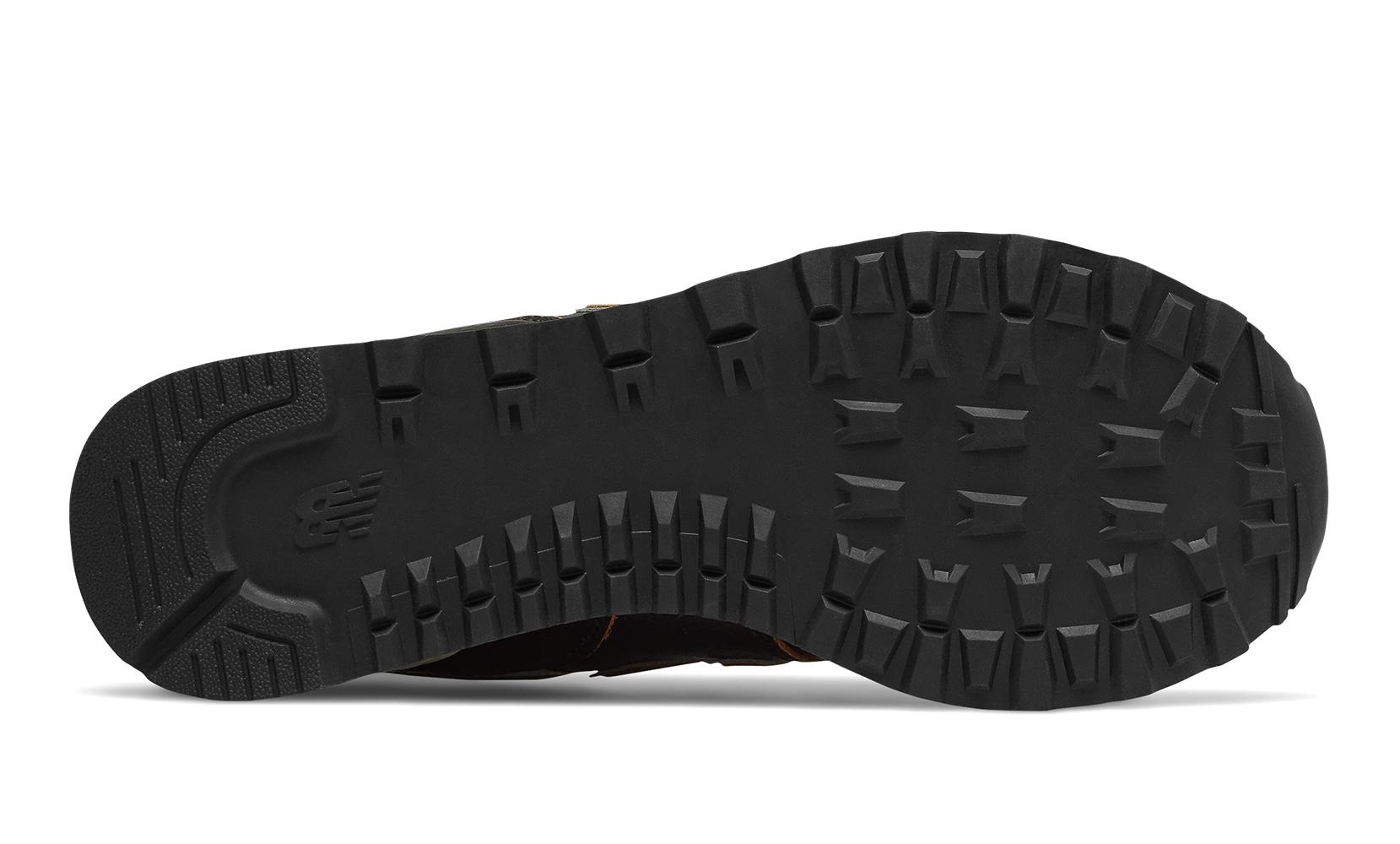 Чоловіче взуття повсякденне New Balance 574 Leather ML574LPK | New Balance